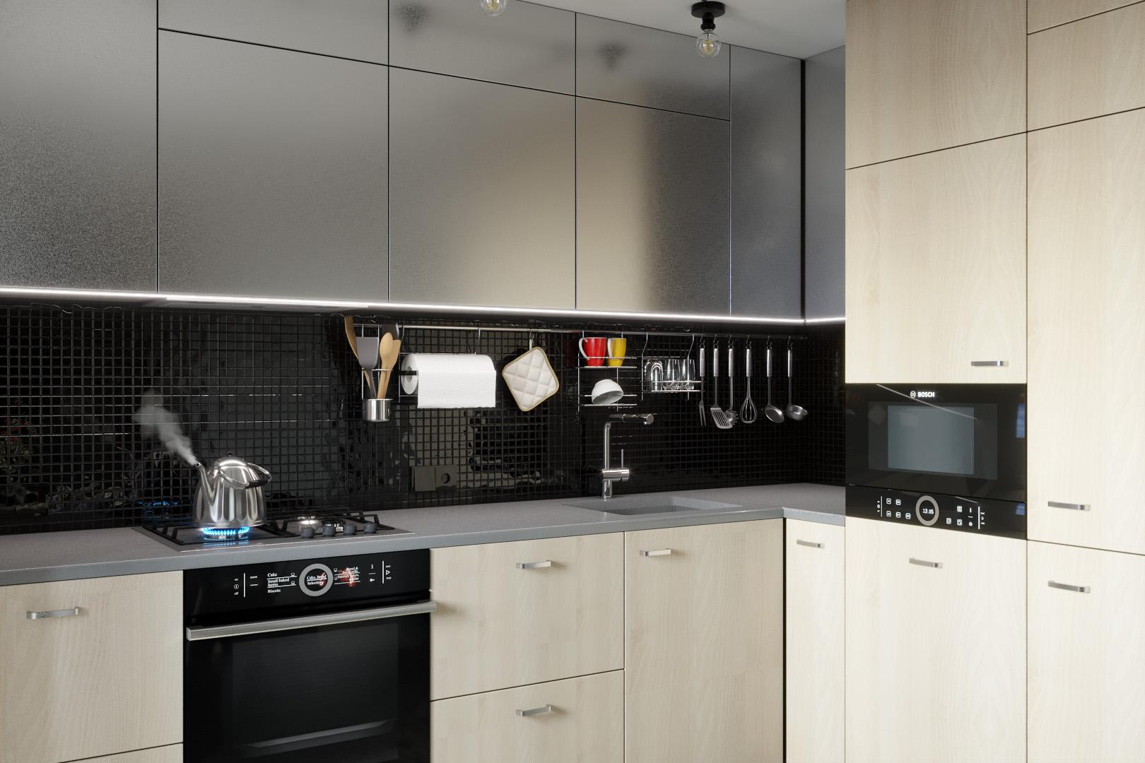 Рабочая поверхность кухни